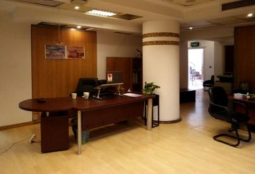 Administrative Building super lux For Rent in Misr Helwan Agriculture Rd