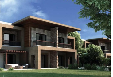 Own a Twin House in New Giza Compound