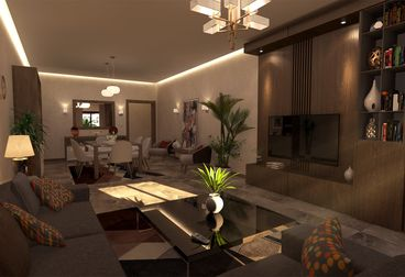 Apartments 125 M² Semi Finished in Maadi View Compound - Maadi Group